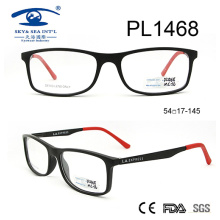 2017 New Collection Hot Sale PC Optical Glasses (PL1468)