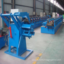 Rolling forming of sheet metal