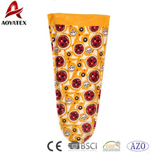 Мягкая и теплая фланель флис пицца хвост русалки одеяло спальный мешок для детей и взрослых