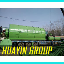 China Huayin used oil for sale for diesel