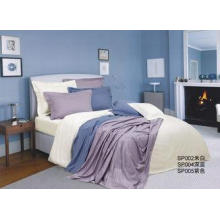 Customized Durable Soft Hotel Bedding Sets For Adult , Summ