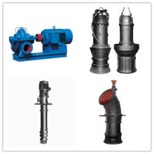 Split Casing Volute Pump Single Stage Double Suction Water Pumps