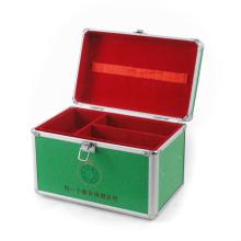 Caisse médicale de boîte à outils de cas en aluminium (HX-W2940)