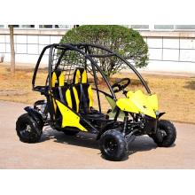 4 Wheeler Gas Elektro Go Kart Buggy für Farm (KD-110GKT-2)