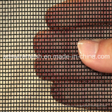 Алюминиевая проволочная сетка высокого качества / оконный экран