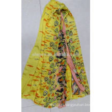 In Stock Mixed Color Polyester Printed Scarf
