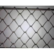 Woven Diamond Wire Mesh / Kette Link Stoff Mesh