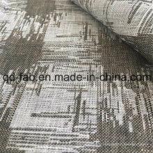 Tissu en jacquard en coton à la mode en lin (QF16-2514)