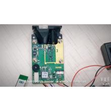 Capteur de distance Bluetooth de bande de mesure numérique RS232