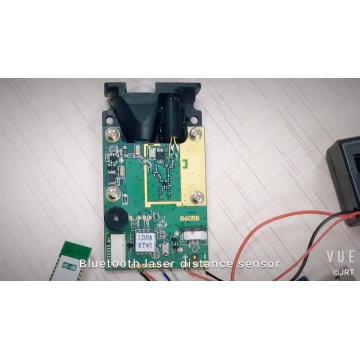 Sensor de infrarrojos de haz de rayos láser de 150 m de alcance