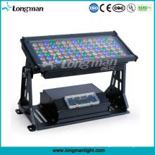 IP65 90PCS*5W Super Bright Epistar Rgbaw LED Wash Wall Lamp