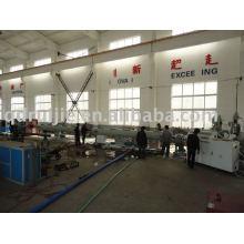 PP 3-layer drain water pipe machine(2)