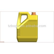 bouteille d'huile en plastique soufflant le moule
