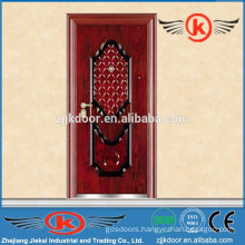 JK-S9203 new design single iron entry door