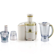 High Quality Vegetable and Fruit Juicer Extractor Blender Mill Mincer 3 in 1 Kd-383b