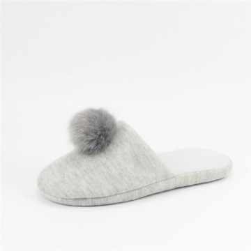 Fluffy Memory Foam Bedroom Slippers