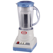 Hogar batidora eléctrica con vaso de plástico de 1.0L