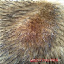 Long Pile Faux Raccoon Fur Esdt7K0709