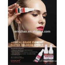 Goochie New Tattoo pigmento de maquiagem permanente