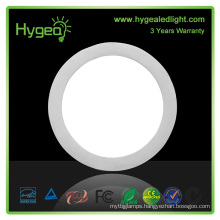 indoor use hotel school led panel light/ 4W 6W 9W 12W 15W 18W 24W led panel light