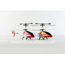 DOBLE CABALLO 9098 Metal 3-CH Mini RC Helicóptero Gyro