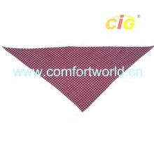 Собака треугольник шарф