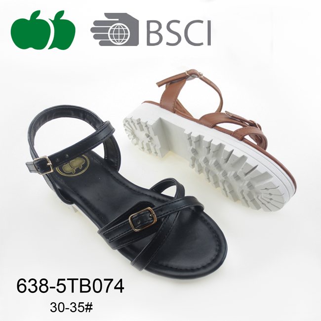 New Design Girl Summer Outdoor Sandals