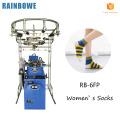 Precio computarizado automático de la máquina para hacer punto del calcetín para hacer calcetines