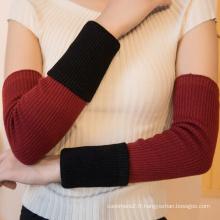 Vente chaude meilleure qualité genou laine et coudières soutien accolade