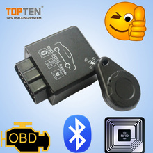 4G Lte OBD-II Tracker avec Plug-and-Play, rapport d'historique (TK288-KW)