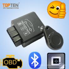 Rastreador portátil global de GPS RFID con conector OBD-Ll, Plug-N-Play Tk228-Ez
