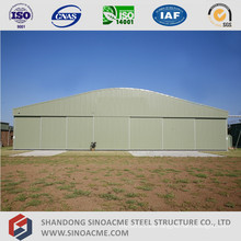 Pre-Engineered Steel Structure Aircraft Hangar
