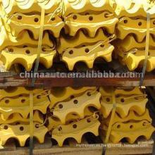 Pedales baratos del chasis del bulldozer Pedal del piñón de accionamiento del segmento