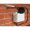 Indoor Fibra Óptica Cabe Clamp
