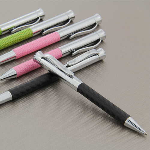 PU leather metal pen (1)
