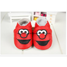 Little Monkey: Leather Baby Shoes