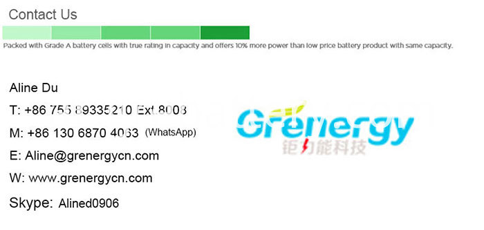 New Lithium Ion Battery 1