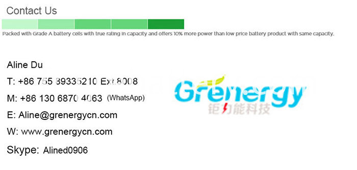 Rechargeable Battery 12V 20AH Lithium for Lawn Mower