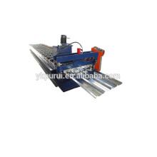 Hoja plana de alta calidad utilizado rollo de metal que forma la máquina