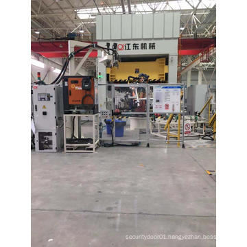 Automobile Door Overedge Hydraulic Press
