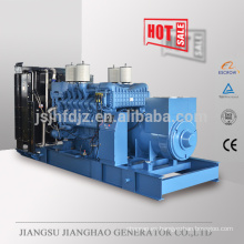 60HZ 2600kw Germany MTU engine electric power generator 2600kw MTU engine generator set price