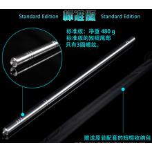 Varas de aço inoxidável Escrima Kali Sticks Wushu Sticks