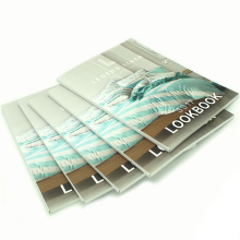 Folding Booklet Printig Full Color Paper Drukowanie broszury