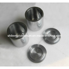 99.97% Pure Forged Molybdenum Crucibles with Cover