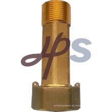 NSF-61 aprovou acessórios de medidor de água de bronze de chumbo baixo