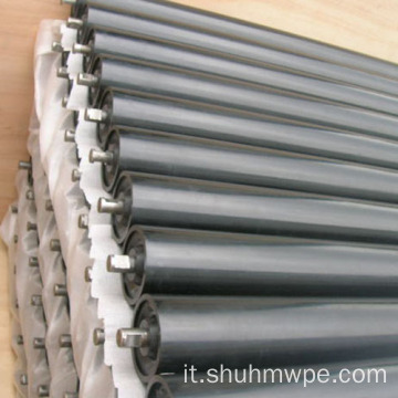UHMWPE rullo di plastica anti-ultravioletto