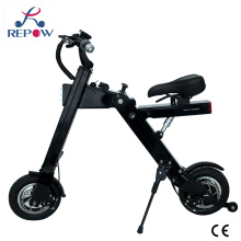 Scooter duplo com duas rodas Ebike Mini Foldable Scooter 250W