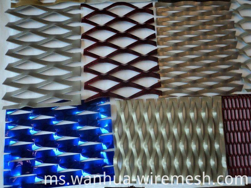 Staniless steel Expanded Metal Mesh ceiling