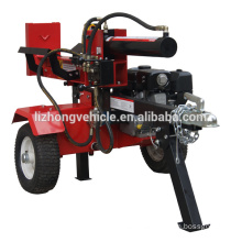 Quality log splitter wood cutter,2 way splitter, point hitch log splitter