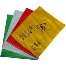 PP gewebte Beutel Hersteller für Reis, Mehl, Dünger, Weizen, Mais